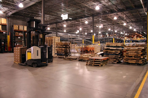 warehouse hp